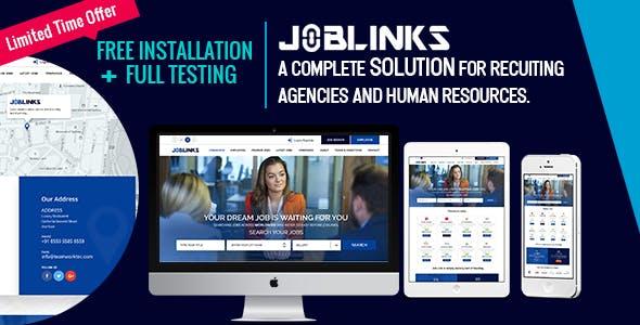Job Links - Complete Job Management Script - CodeCanyon Item for Sale
