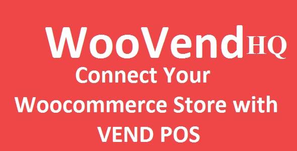 Woocommerce Vend integration