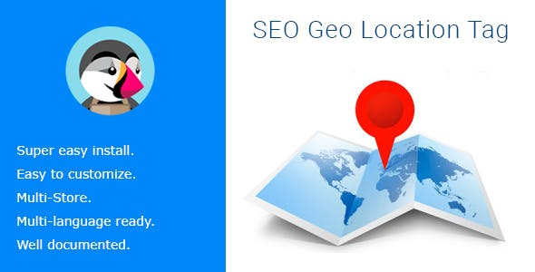 SEO Geo Location Tag