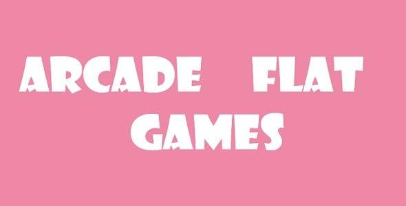 Arcade Flat Games