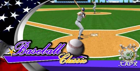 Baseball Classic (Sport) Game!