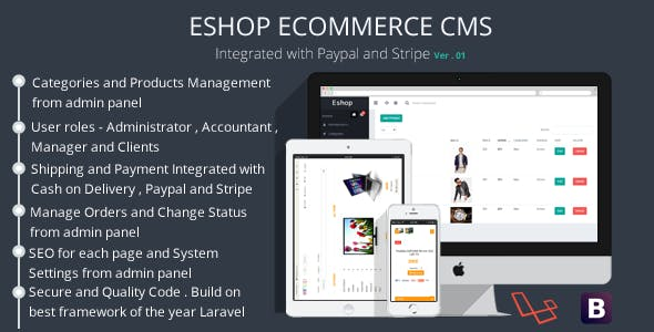 ECommerce Codeigniter PHP Scripts from CodeCanyon