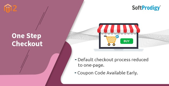 Advanced One-Step checkout Magento 2 Extension - CodeCanyon Item for Sale