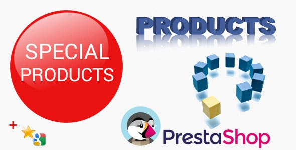 Special Products Carousel Module for Prestashop with Google Rich Snippets