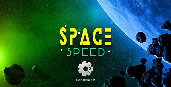 Space Speed ( CAPX ) - CodeCanyon Item for Sale