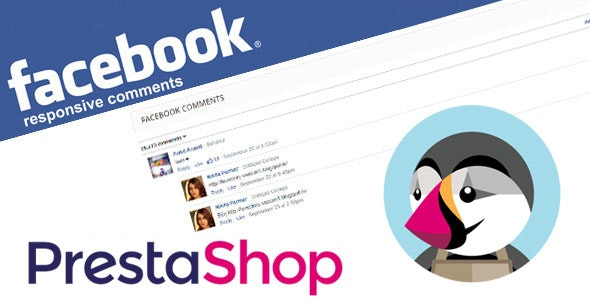Facebook Comments for Prestashop - CodeCanyon Item for Sale