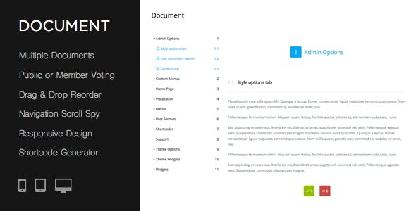 Docs Online Product Documentation WordPress Plugin