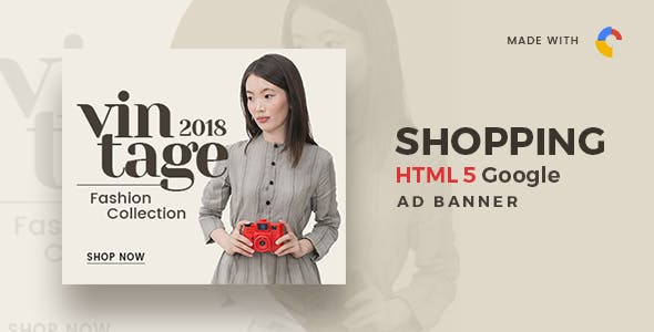 Online Shopping AD Banner 30