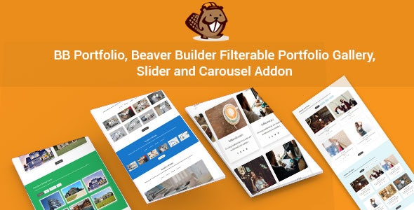 BB Portfolio, Beaver Builder Filterable Portfolio Gallery