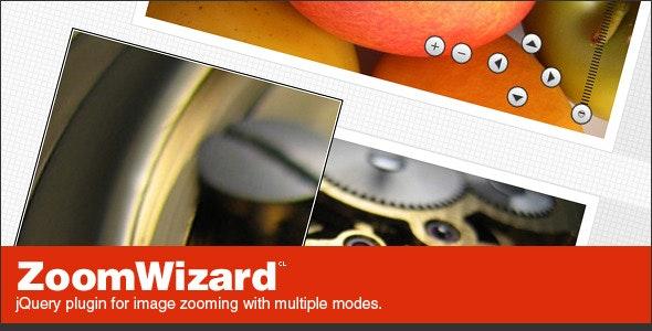 JQuery Zoom Wizard - CodeCanyon Item for Sale