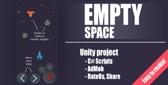 Empty Space (iOS) - CodeCanyon Item for Sale