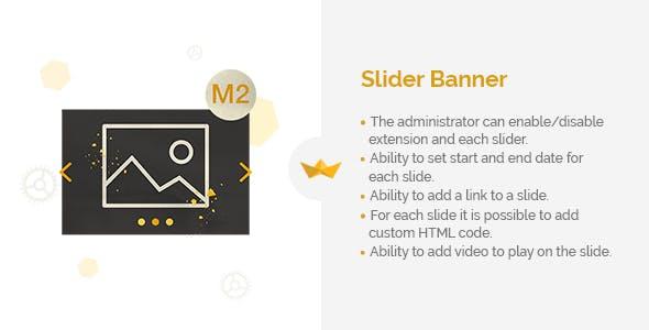Slider Banner for Magento 2
