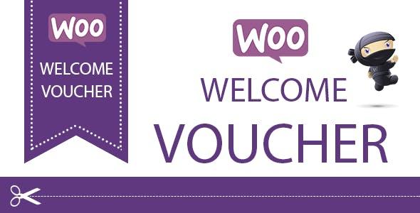 WooCommerce Welcome Voucher