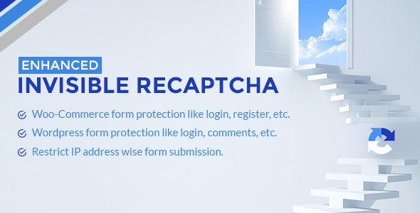 Enhanced Invisible reCAPTCHA - CodeCanyon Item for Sale
