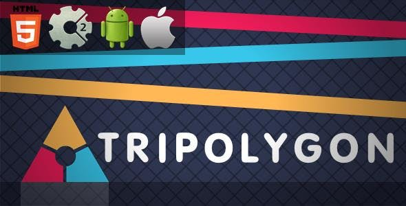 Tripolygon - HTML5 Game + Mobile Version! (Construct-2 CAPX)