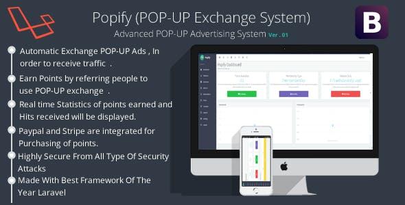 Popify (POP-UP Advertisement System)