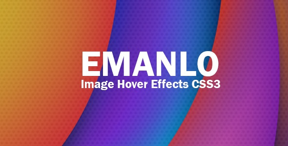 Emanlo - Awesome CSS3 Image Hover Effects - CodeCanyon Item for Sale