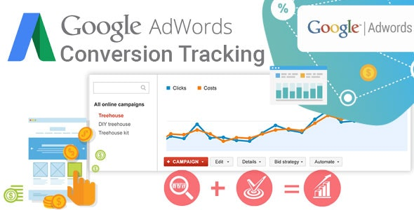 Easy Google AdWords Conversion Tracking - CodeCanyon Item for Sale