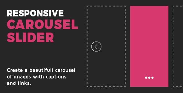 Responsive Carousel Slider