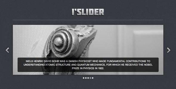 i'Slider - infinity loop slider! - CodeCanyon Item for Sale