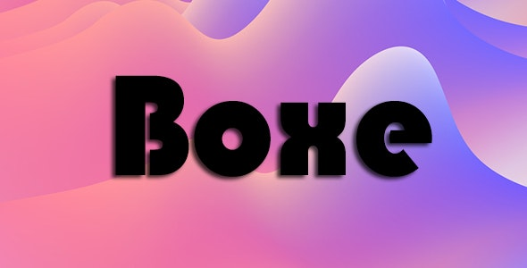 Boxe - Navbar Hover Effect - CodeCanyon Item for Sale