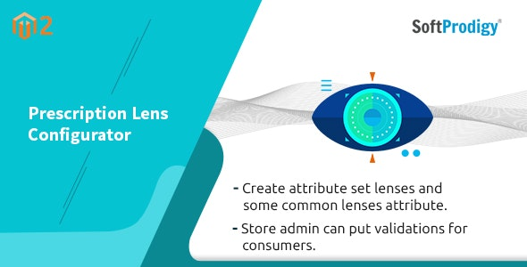 Prescription Lens Configurator Magento2 Extension - CodeCanyon Item for Sale
