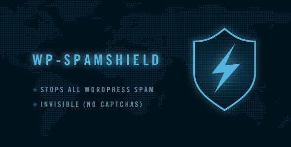 WP-SpamShield - WordPress Anti-Spam Plugin        Nulled