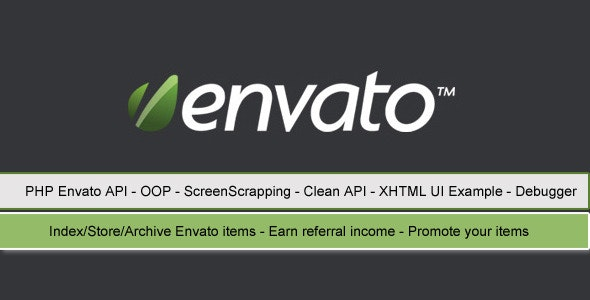 Envato Item Data fetcher + Dataset - CodeCanyon Item for Sale