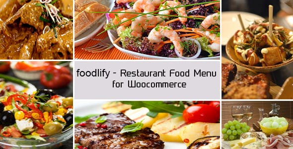 Foodlify - Restaurant Food Menu for Woocommerce