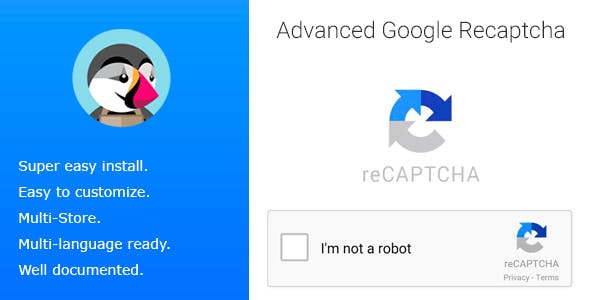 Google Recaptcha Anti Spam Security Captcha & Protect