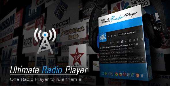 Ultimate Radio Player