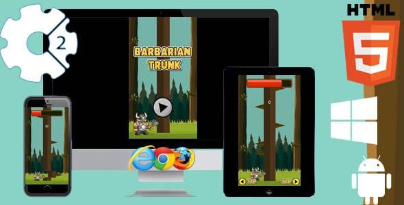 Barbarian Trunk Game