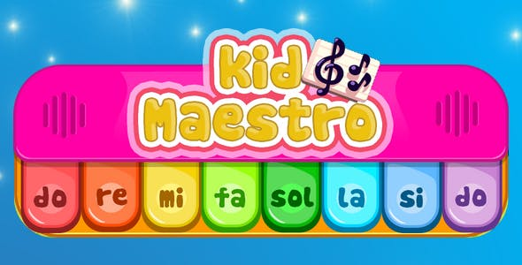 Kid Maestro - music educational game for children