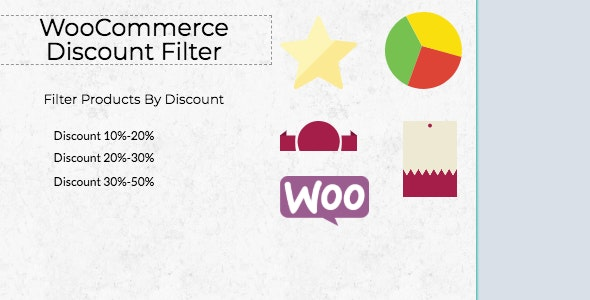 WooCommerce Discount Filter - CodeCanyon Item for Sale