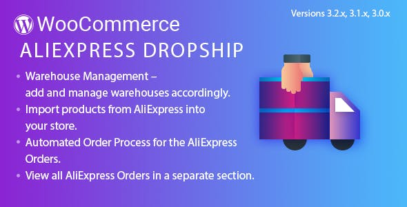 WooCommerce AliExpress Dropship