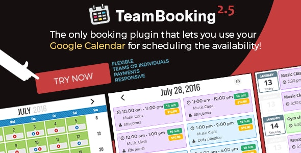 wordpress calendar booking plugin