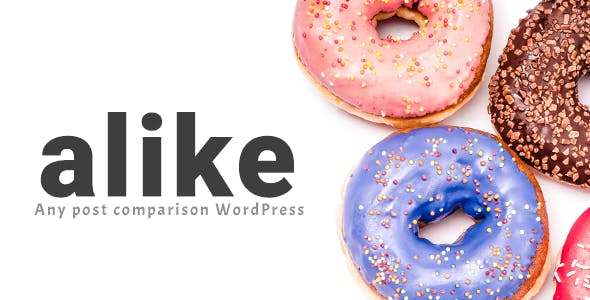 Alike - WordPress Custom Post Comparison