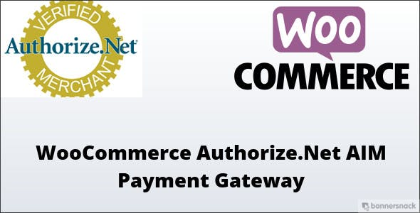 WooCommerce Authorize.Net AIM Payment Gateway