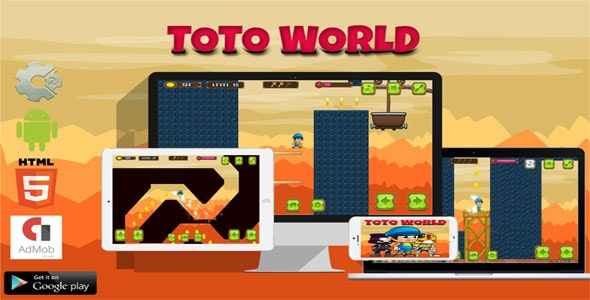 Toto World - CodeCanyon Item for Sale