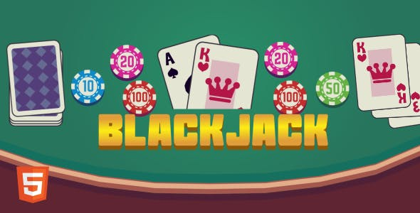 BLACKJACK - HTML5 Casino Game