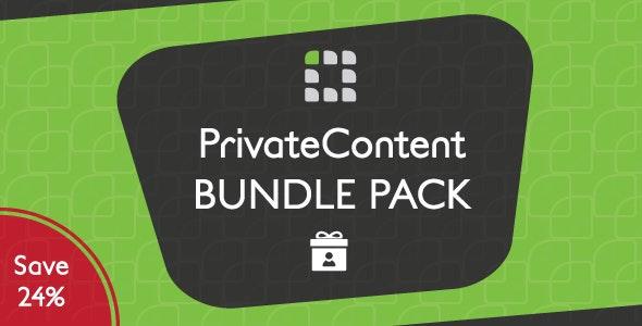 PrivateContent - WordPress Bundle Pack by LCweb | CodeCanyon