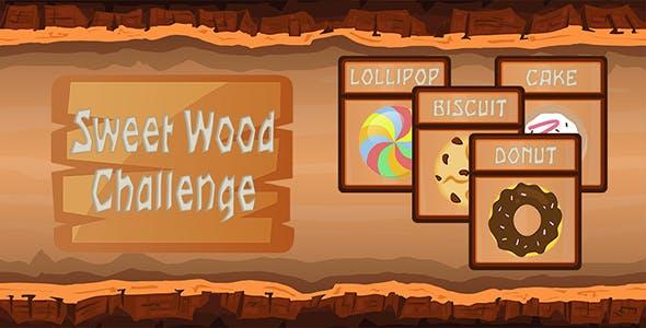 Sweed Wood Challenge - mobile app + AdMob