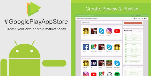 Google Play App Store [CMS]