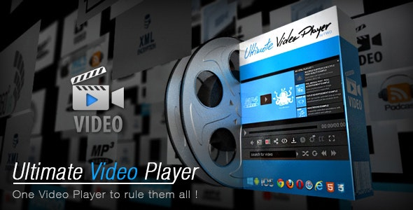 Ultimate Video Player by FWDesign | CodeCanyon