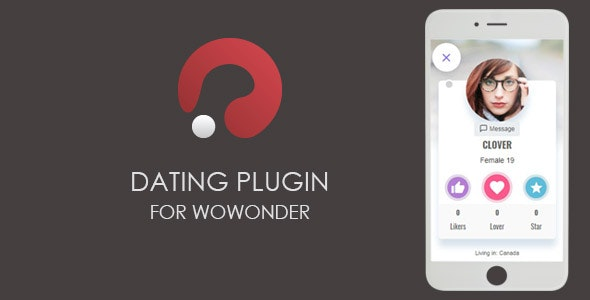 Loved-Dating for WoWonder Social PHP Script - CodeCanyon Item for Sale