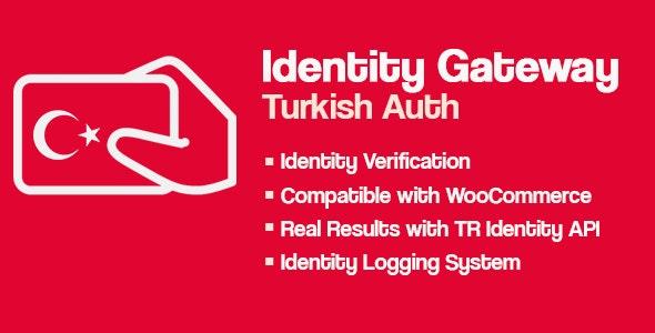 Identity Gateway - Turkish Identity Validation - CodeCanyon Item for Sale