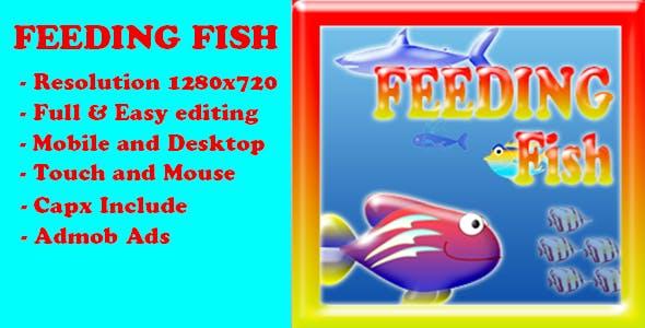 Feeding Frenzy Fish (Capx + Admob)