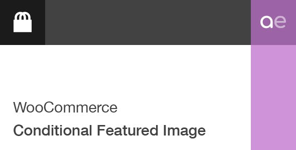 WooCommerce Conditional Featured Image