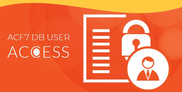 Advanced CF7 DB - User Access Manager - CodeCanyon Item for Sale