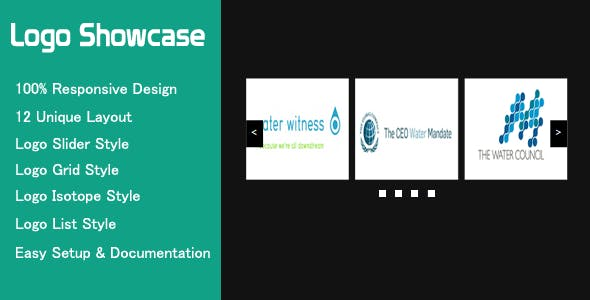 Logo Showcase - Responsive WordPress Plugin